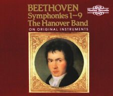Beethoven: Complete Symphonies - Original Instruments - 5 CDs