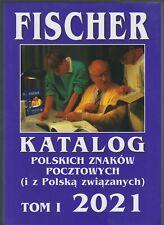 Polish catalog of postmarks 2021 Volume I,Polish catalog of postmarks 2021