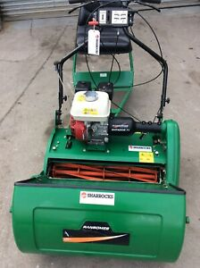Used Ransomes Matador 71 Large Professional Mower cricket, football, rugby