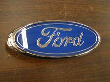 NOS OEM Ford 1987 - 1991 Truck Pickup Grille Ornament Emblem Oval 1988 1989 1990