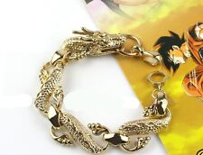 Dragon Ball Z Golden Dragon Unisex Hand Chains Bracelet Cosplay Costume Loose