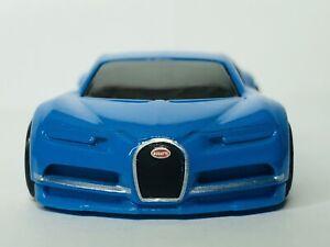 Hot Wheels '16 Bugatti Chiron 'Loose' Blue