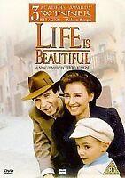Life Is Beautiful [DVD] [1999], Very Good DVD, Horst Buchholz, Nicoletta Braschi