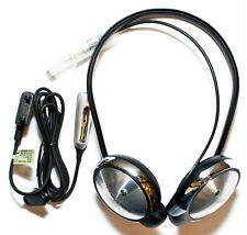 Sony Ericsson Stereo Headphone Headset Earphone for Mobile Phone J10i2 Elm U10i U1i P1i etc