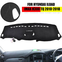 Car Dashmat Dashboard Cover Carpet Dash Mat For Hyundai iLoad iMAX H300 TQ 08-17