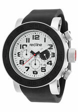 red line Men's RL-50052-02 Xlerator Analog Display Japanese Quartz MSRP 395$