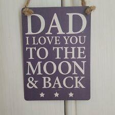 Unbranded Dad Vintage/Retro Decorative Indoor Signs/Plaques