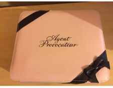 Agent Provocateur Pink & Black Jewellery, Vanity Case, Make Up Bag, Travel Bag