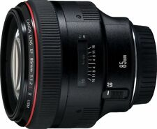 Canon EF 85mm F/1.2 II USM Objektiv NEU/OVP!