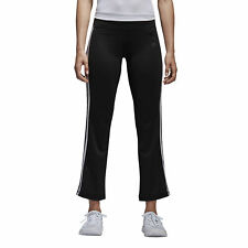 Adidas Donna Pantaloni sportivi Brushed 3s da ginnastica Tuta Pantaloncini S (längengröße)