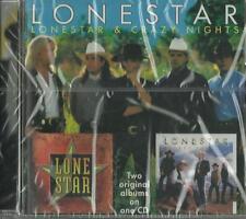 Lonestar - Lonestar & Crazy Nights ( CD ) NEW / SEALED