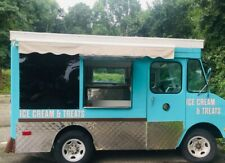 Ice Cream Truck Food Truck