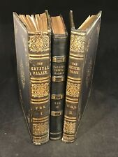 1851 Tallis' Crystal Palace Three Volumes Engravings