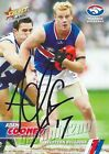 ✺Signed✺ 2008 WESTERN BULLDOGS AFL Card ADAM COONEY