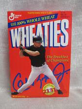Cal Ripken Jr Baltimore Orioles 2131 Error Wheaties Never Been Open Cereal Box