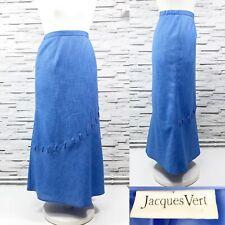 JACQUES VERT Long Midi Formal Summer A Line Skirts 8,10,12,14