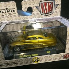 M2 Machines Mooneyes Liquid Gold 1949 Mercury Custom S69