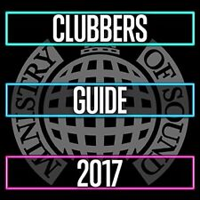 Clubbers Guide 2017  Ministry Of Sound [CD]