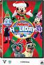 NEW Disney Junior Holiday Mickey & Friends Vampirina PuppyDog Pals ChristmasDVD