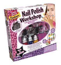 NAIL POLISH WORKSHOP - Create Your Own Nail Polish Kit - New