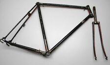 Vintage Steel Bike Frame + Fork