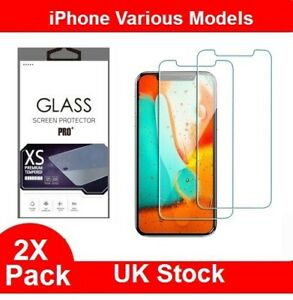 Gorilla Tempered Glass Screen Protector for New iPhone X XS XR XS Max 11 Pro Max