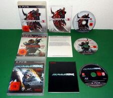 3 juegos: Prototype 2, Crysis 3 u. Metal Gear Rising f ps3 PlayStation 3