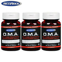 OMA ETRACEN 56-336 Caps Hardcore Muscle Mass Gain Weight Booster Anabolic Growth