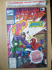 MARVEL COMIC- AMAZING SPIDER MAN ANNUAL, No. 27, 1993 +Trading Card+Org Sealed