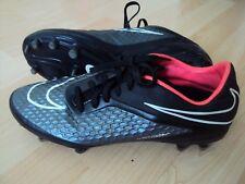 Nike Hypervenom Phelon Black Fg Football Boots Us8 Uk7 Eur41 Cm26