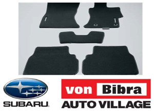 BRAND NEW GENUINE SUBARU XV & IMPREZA CARPET MATS FULL SET MY18 -  MODELS