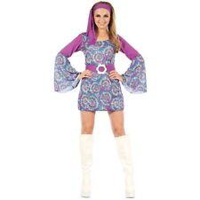 Damen-Kostüme & -Verkleidungen-S/Hippie M