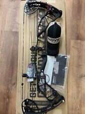 Hoyt Hyperforce Lh 50-60lbs 27-30 Inch Blackout