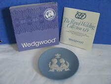 Wedgewood Royal Wedding 1981 Round Tray