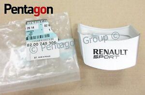 Genuine Renault Clio 197 200RS Renault Sport Steering Wheel Insert 8200749306