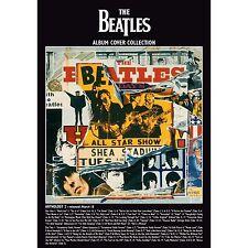 The Beatles Anthology 2 album ufficiale cartolina copertina