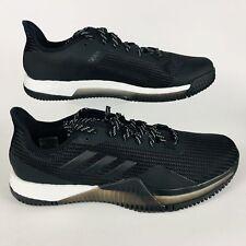 brand new 0ae16 bd958 ADIDAS Crazy Train Elite M Cruz Entreno Crossfit Zapatos Negro para Hombres  Talla 11 Nuevos