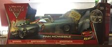 Disney Pixar Cars 2 Finn McMissile Missile Firing AIR HOGS R/C ( I TALK! )