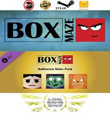 Box Maze - Halloween Edition + Halloween Skin PC Digital STEAM KEY - Region Free