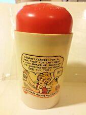 Orphan Annie Cold Ovaltine Shake-UP Mug Real Drink Good Tastin Sticker Sandy