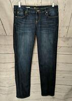 KUT from the Kloth Women's KP897MA2N Dark Wash Catherine Boyfriend Jeans - 6
