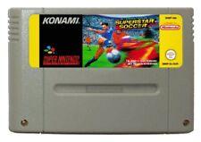 INTERNATIONAL SUPERSTAR SOCCER (SNES Game) ISS Pro Evo Super Nintendo B