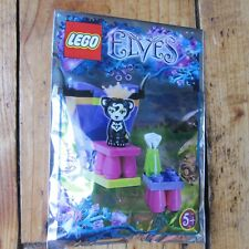 LEGO ELVES Jynx the Witch's Cat Polybag Figure Set 241602 New Sealed Free UK P+P