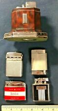 Vintage cigarette lighters - lot of 5