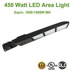 61000Lm 480V 450W Led Shoebox Lights Replace 1000W-1500W Mh/Hps Pole Lights