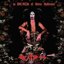 DEATH SS In Death of Steve Sylvester CD DIGIPAK 11 trks SEALED NEW 2017 SKR USA
