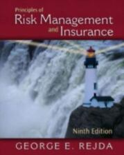 Principles of Risk Management and Insurance (9th Edition), George E. Rejda, Good