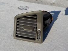 2001 2002 2003 2004 VOLVO S60 V70 DASH DRIVER SIDE (LEFT) AIR VENT (GRISE)