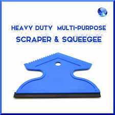 Ice Scraper & Squeegee for Car Windows Cleaning Scraping Heavy Duty Anti Frost