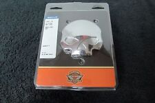 HARLEY DAVIDSON GENUINE CHROME WILLIE G SKULL GAS FUEL CAP 75097-05